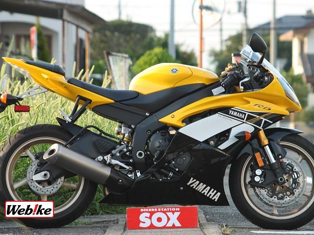 YZF-R6 1枚目