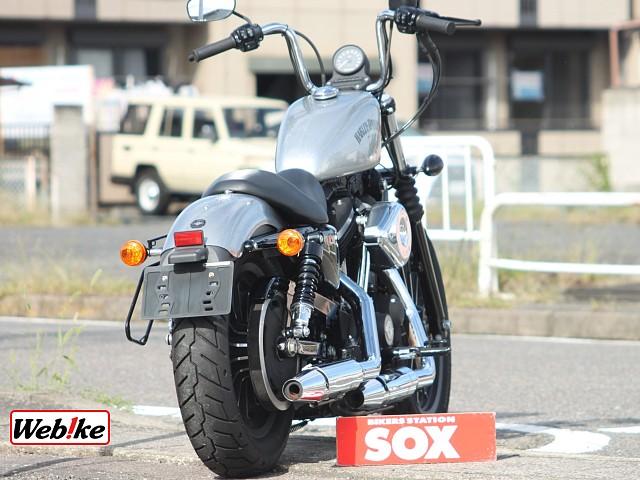XL883N SPORTSTER IRON 2枚目