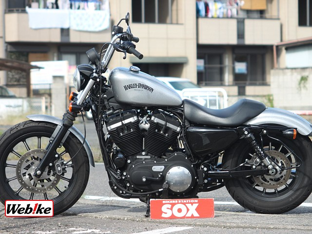 XL883N SPORTSTER IRON 3枚目