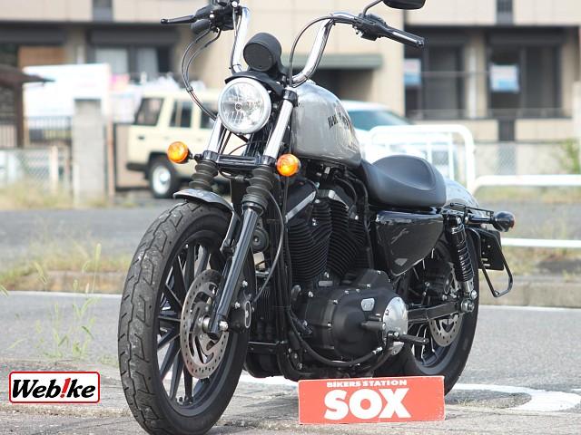 XL883N SPORTSTER IRON 4枚目