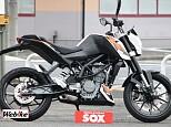200DUKE/KTM 200cc 群馬県 バイカーズステーションソックス大泉店