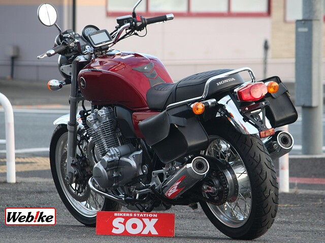 CB1100 EX E-Package 5枚目E-Package