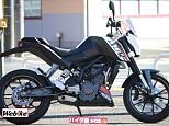 125DUKE/KTM 125cc 群馬県 バイク館SOX大泉店