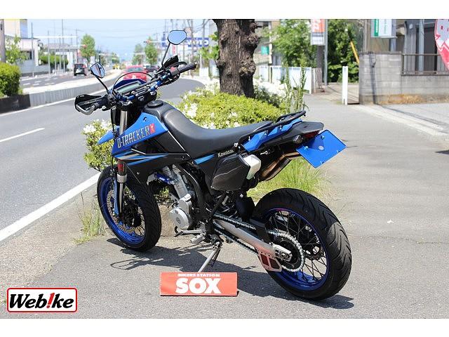 DトラッカーX 5枚目
