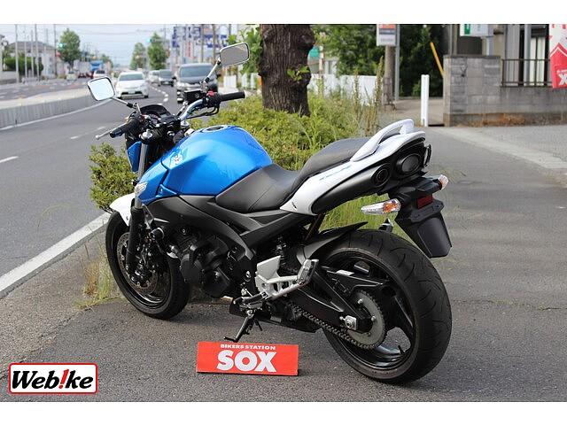 GSR400 5枚目