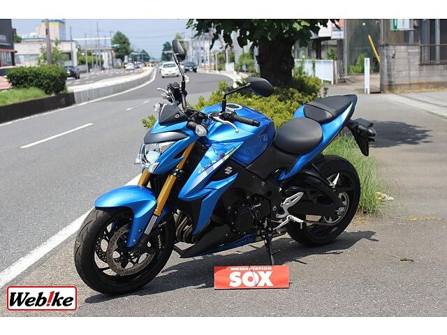 GSX-S1000 4枚目