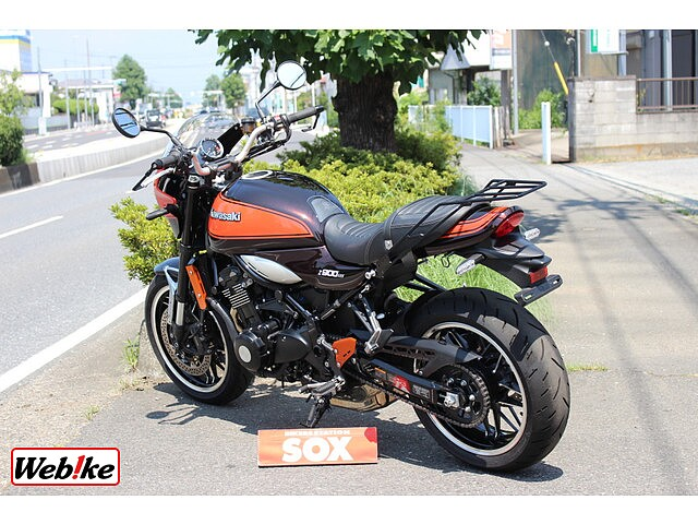Z900RS 5枚目