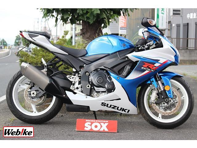 GSX-R600 1枚目