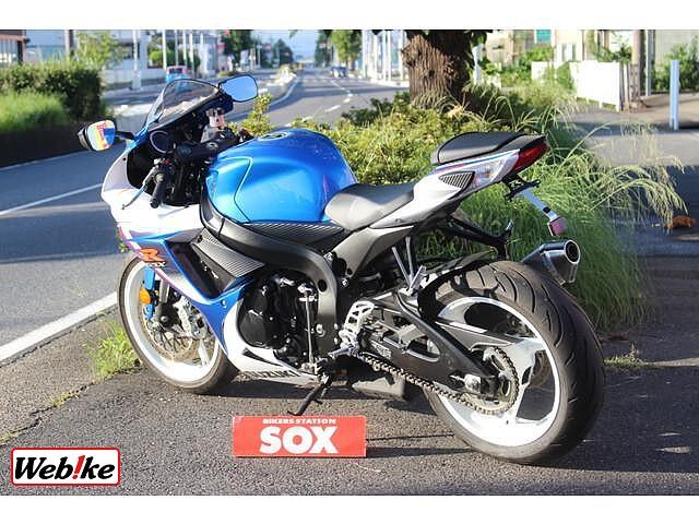 GSX-R600 5枚目