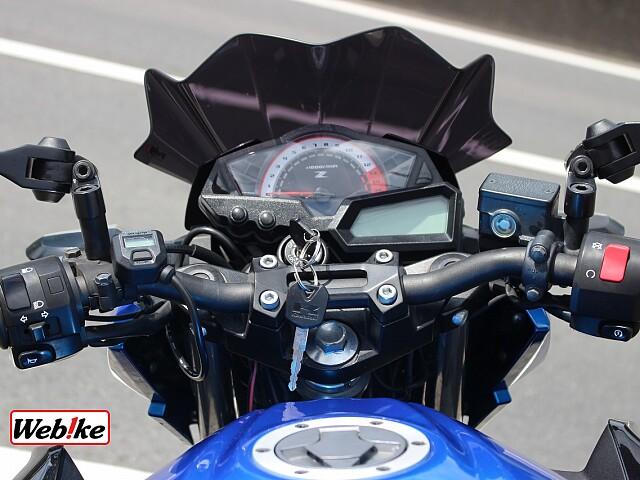 Z250 ABS ビームスマフラー 4枚目:ABS ビームスマフラー