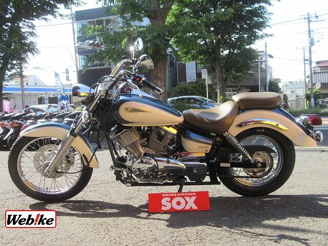 ドラッグスター 250 ソックストコロザワテン 3枚目ソックストコロザワテン