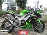 ニンジャ1000 (Z1000SX)/カワサキ 1000cc 埼玉県 バイカーズステーションソックス 所沢店