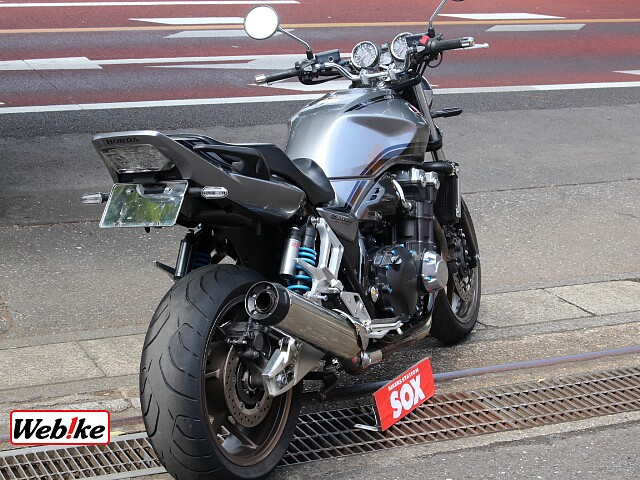 CB1300スーパーフォア E-Package 2枚目E-Package