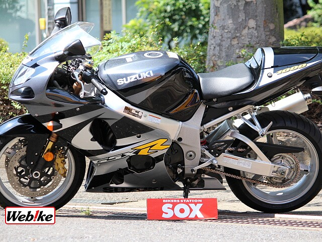 GSX-R1000 ノーマル!!上質車!! 3枚目ノーマル!!上質車!!