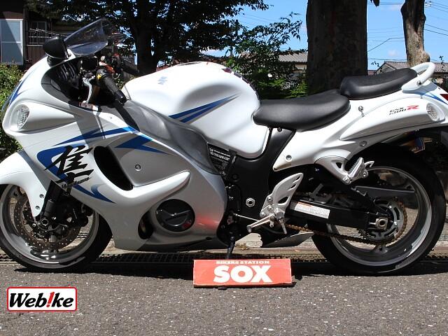 GSX1300R ハヤブサ(隼) シングルシート 3枚目:シングルシート