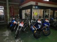 レンタルバイク始めました〜