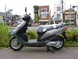 アドレス125/スズキ 125cc 東京都 ライトニング