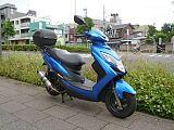 SWISH/スズキ 125cc 東京都 ライトニング