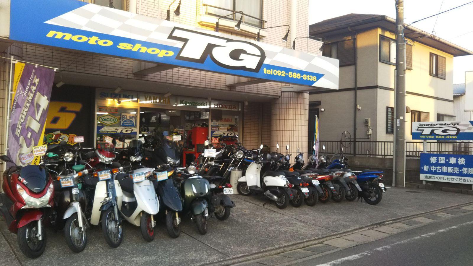 moto shop TG