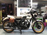 W800/カワサキ 800cc 福岡県 Strategy