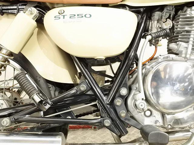 ST250 Eタイプ ST250 Eタイプ Sカスタマイズ 18742