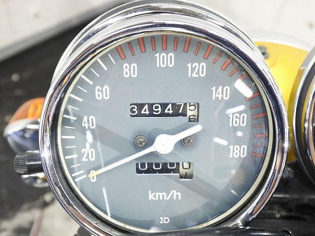 CB750フォア(CB750K) CB750Four K6逆車K0仕様 22425