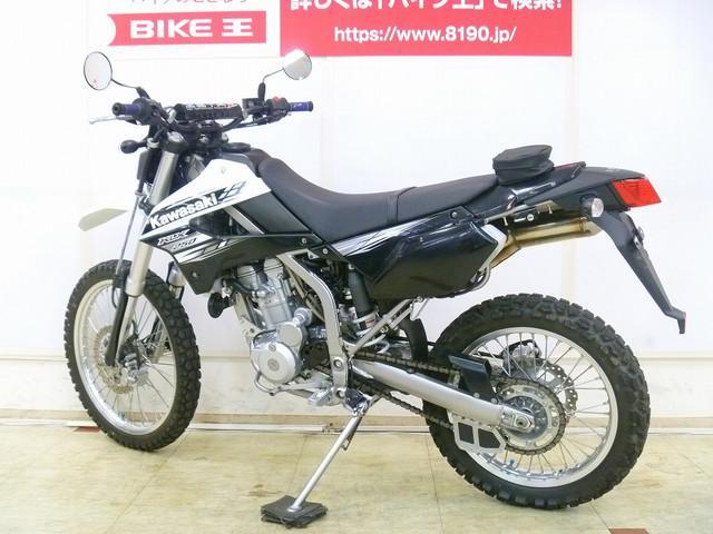 KLX250 KLX250 当社にバイクをご売却のうえ、当社でお買い上げ頂くと3万円お得な『乗換応援…