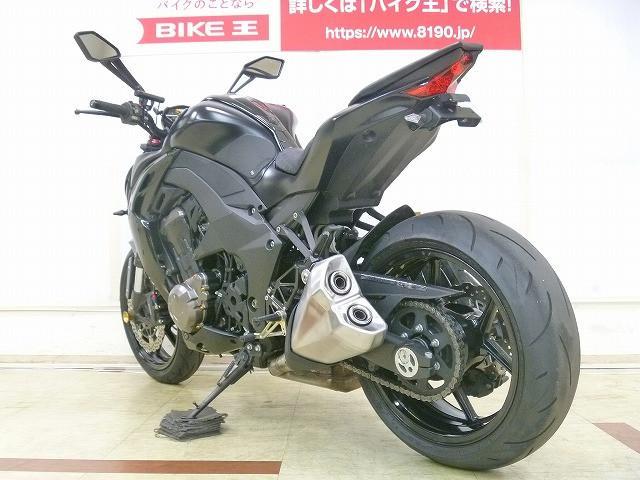 Z1000 (水冷) Z1000 逆車 ワンオーナー カスタム車 バイク王といえば買取!上尾店は販売…