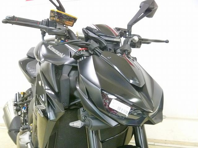 Z1000 (水冷) Z1000 逆車 ワンオーナー カスタム車 配送費は全国9,800円!(北海道…