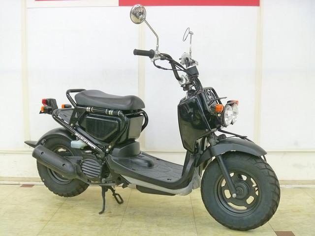 ズーマー ズーマー 125ccまでは年間の税金が2000円!燃費も良くとても経済的!可愛がってあげて…