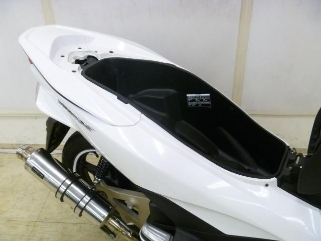 PCX125 PCX ワンオーナー Beamsマフラー 安心してご使用いただく為、各所整備させていた…
