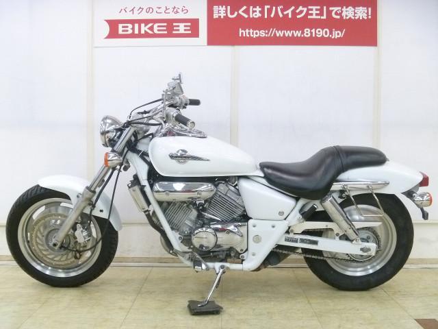 マグナ(Vツインマグナ) V-TWIN MAGNA S サドルバックサポート付 全国のバイク王在庫を…
