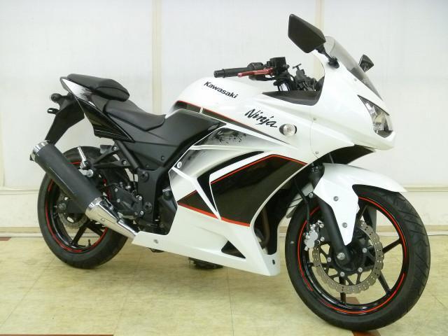 ニンジャ250R Ninja 250R スペシャルエディション ワンオーナー TEL:048778…