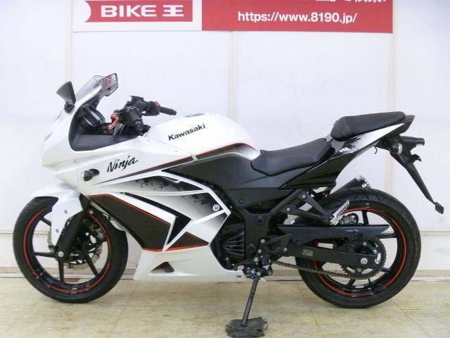 ニンジャ250R Ninja 250R スペシャルエディション ワンオーナー 全国のバイク王在庫をご…