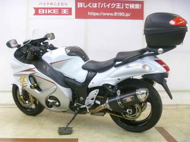 GSX1300R ハヤブサ(隼) HAYABUSA1300 国内 ワンオーナー トップケース 配送費…