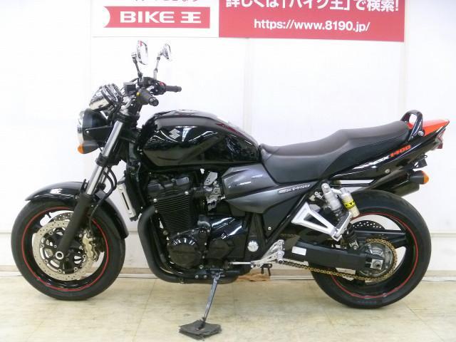 GSX1400 GSX1400 ワンオーナー バックステップ 全国のバイク王在庫をご紹介できます!気…