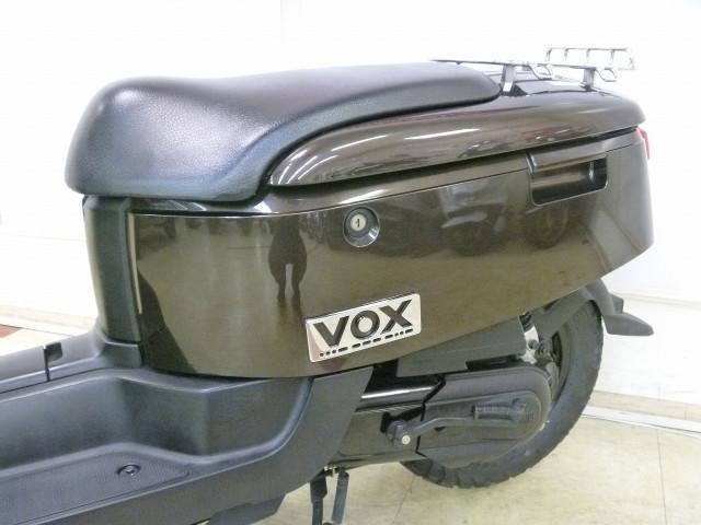 ボックス VOX ワンオーナー リアキャリア装備 点検・足回りの清掃から走行検査までさせていただきま…