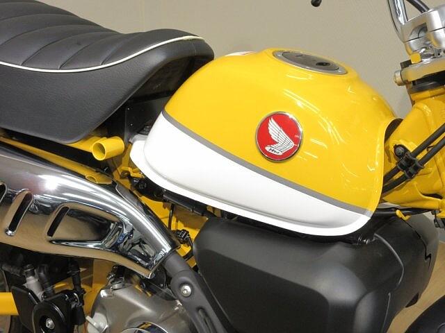 モンキー125 モンキー125 レバーカスタム ワンオーナー車両! 6枚目:モンキー125 レバーカ…
