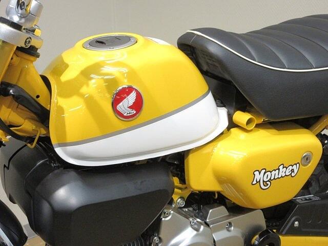モンキー125 モンキー125 レバーカスタム ワンオーナー車両! 10枚目:モンキー125 レバー…
