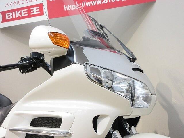 ゴールドウイング GL1800 ノーマル車両! 走行距離5997km! 2007… 3枚目:GL18…