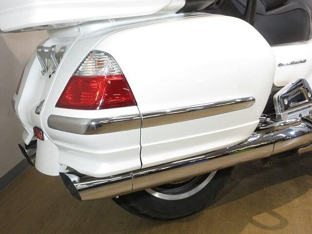 ゴールドウイング GL1800 ノーマル車両! 走行距離5997km! 2007… 8枚目:GL18…
