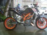 390DUKE/KTM 390cc 静岡県 有限会社 ビークルーズ