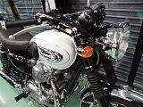 W650/カワサキ 650cc 埼玉県 カワサキ プラザ川越