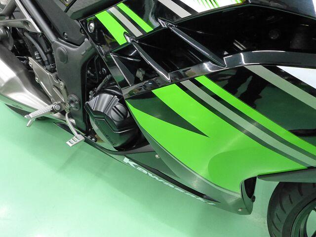 ニンジャ250 ABS KRTEDITION 2017年モデル ETC
