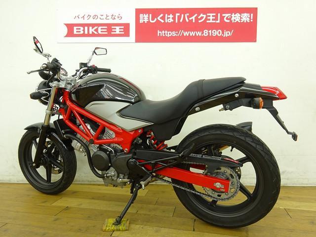 VTR250 VTR250 B-STYLE 社外マフラー装備 全国のバイク王から在庫の取り寄せが可能…