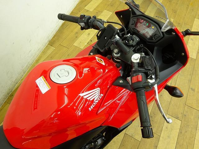 CBR400R CBR400R ABS ワンオーナー車 頭金0円から、最長84回までローン可能!月々…