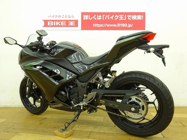 ニンジャ250 Ninja 250 スリッパークラッチ搭載 マルチマウント付き 全国のバイク王から在…