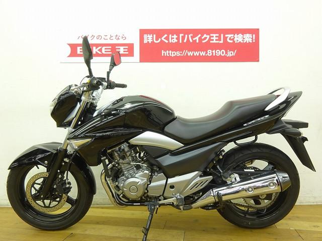 GSR250 GSR250 ヘルメットホルダー付き 9800円で全国に配送納車いたします!!(北海道…