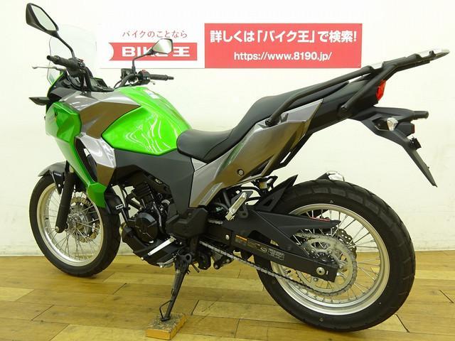VERSYS-X 250 VERSYSーX 250 ABS 純正DCソケット付き 全国のバイク王から…