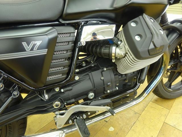 V7 II Stone V7IIストーン USBソケット付き 任意保険・盗難保険も扱っております!即…